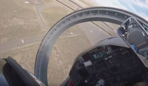 FRIDAY FLYING VIDEO: L-39 at 50 Feet