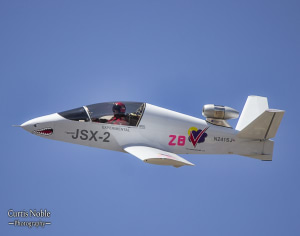 SubSonex Personal Jet Approved for Reno Air Races