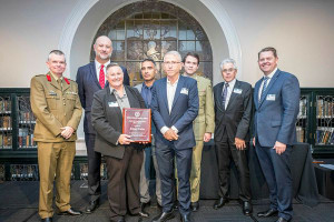 Employers awarded for supporting Defence reservists