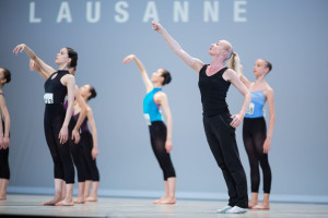 New contemporary dance prix
