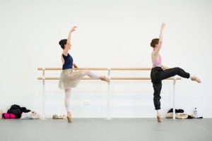 Ballet meets science: how class is changing