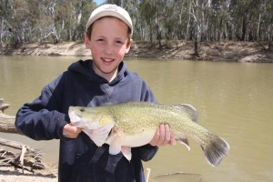 Fishing the Riverina region