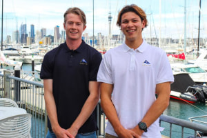 RNZYS to enter two teams in Youth America's Cup
