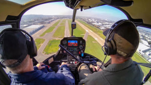 Robinson introduces Cockpit Cameras