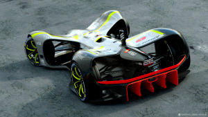 Autonomous race cars a path to snoozeville?