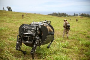 Exoskeletons and unmanned mules: new soldier systems project launched
