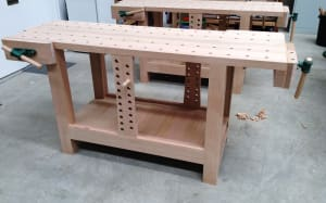 Make a Roubo-Style Workbench