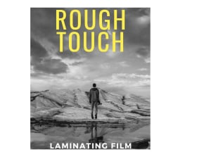 True grit for laminating film