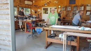 Making a Hall table with Roy Schack