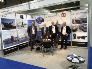 RPC signs agreement with Tods Defence UK