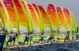 Sailing Worlds set new standard for sustainable international events