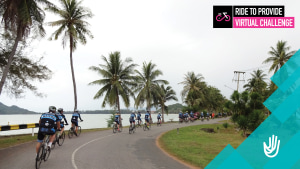 Hands Across The Water: Join This 800km Virtual Challenge And Ride To Provide