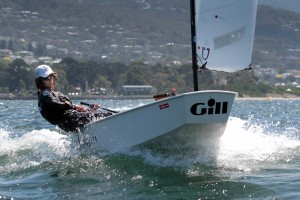 Daniel Links claims Optimist Nationals victory