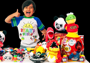 This YouTube sensation now has a toy line