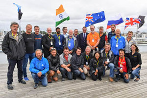 17 skippers arrive in Les Sables d'Olonne for start of the Golden Globe Race on July 1