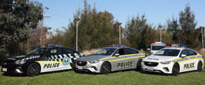 Commodore recruited by SA police