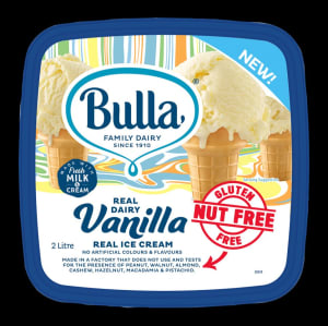Bulla Family Dairy gets cracking with nut-free investment