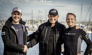 Sail Racing to supply America's Cup team