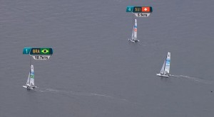 Humour - a non-sailor tries to make sense of Olympic sailing
