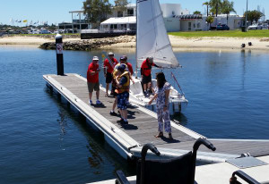 New equipment for Sailability in WA