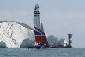 No racing at SailGP Cowes owing to adverse weather