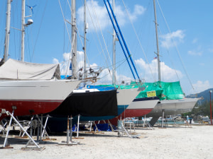 Storing your boat: how to avoid mechanical problems