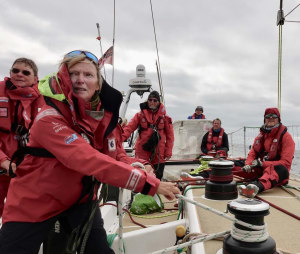 Visit Seattle wins Clipper Race to Derry