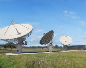 New satellite ground station becomes operational
