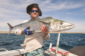 How to catch mackerel on stick baits