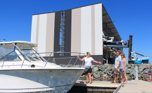 Brisbane gets new boat drystack facility