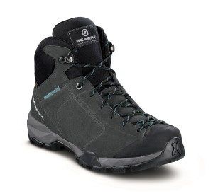 Finally! Up-to-the-toe lacing in Scarpa's new Mojito Hike GTX