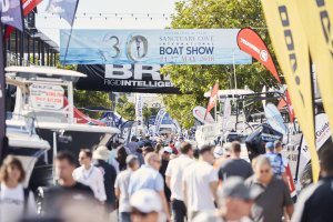 Boat sales and bumper crowds: Day 1 highlights at SCIBS 2018