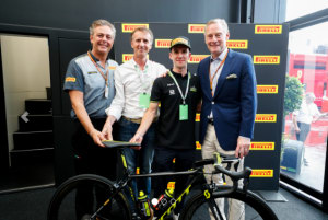Mitchelton-SCOTT teams up with Pirelli, ahead of Tour de France