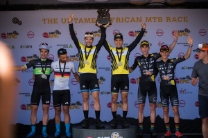 Aussies perform well, as Schurter and Forster take out the Cape Epic