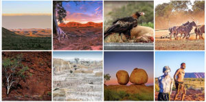 Who won our March 'Outback' photo comp?