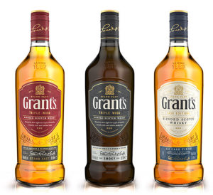 Grant's refreshes its signature blend and design