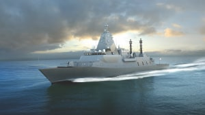 New partnership for subs and shipbuilding programs