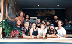 Bondi cafe Porch and Parlour reopens after being gutted by fire