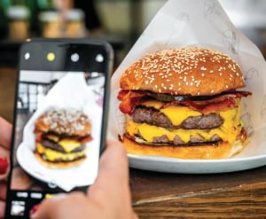 Melbourne and Sydney: A tale of two burgers
