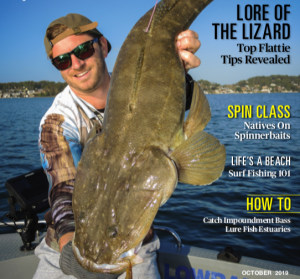 Fishing World October 2019 edition available now!