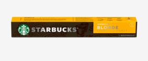 Nestlé takes Starbucks home