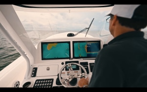 VIDEO: Raymarine Fishing Team's Jim Kelly