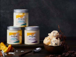 Bundy Rum takes ice cream form