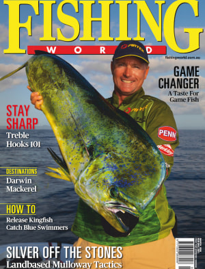 PREVIEW: Fishing World March edition