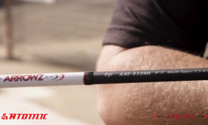 VIDEO: Atomic Egi rods