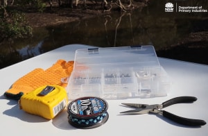 VIDEO: Fishing tackle basics with NSW Fisheries