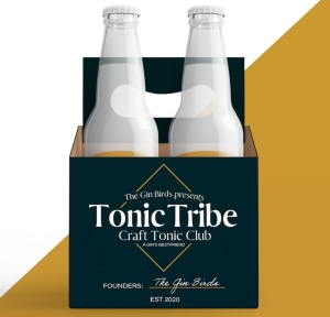 Tonic subscription adds twist in G&T experience