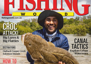 Fishing World October 2020 edition out now!