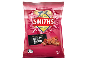 Smith's bring backs old favourites