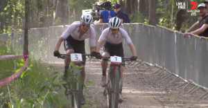 Kiwi controversy at Comm Games XC